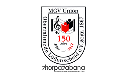 MGV Union Oberrahmede