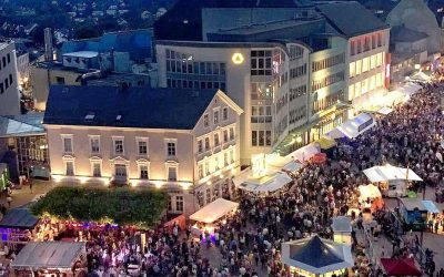 Lüdenscheider Stadtfest erstmals in neuer Regie